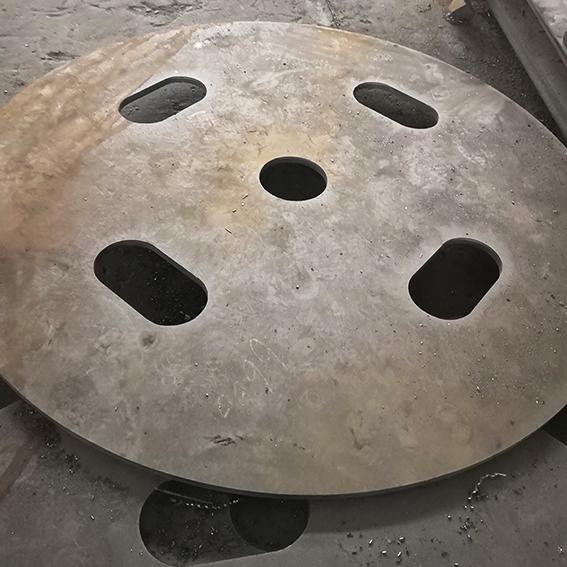 钢板切割具备什么不一样的专业性